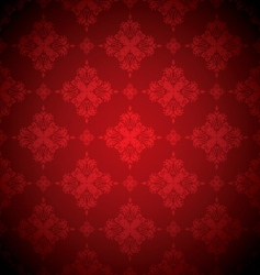 hot red wallaper vector image