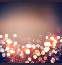 Abstract background festive elegant vector