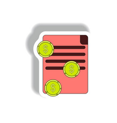 Formal treaty and currency in vector