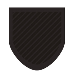 shield emblem icon vector image