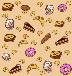 baking3 vector image