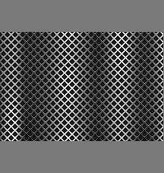 Metal steel perforated background vector