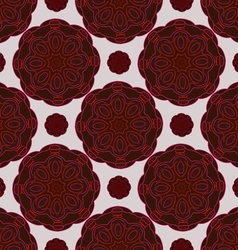 The pattern in oriental style vector