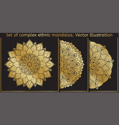 design element template for creating logo vector image vector image