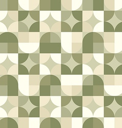 geometric background with rhombs neutral abstract vector image vector image