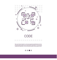 Code software development computer programming vector
