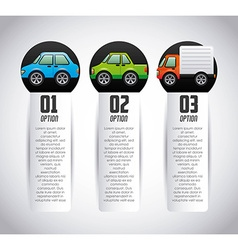 road concept design vector image