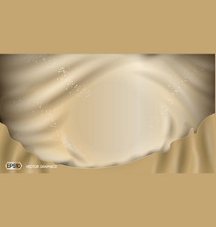 Digital abstract pearl background vector