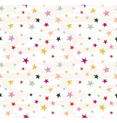 Hipster Geometric Star seamless Pattern Star vector image
