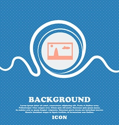 File JPG sign icon Download image file symbol Blue vector