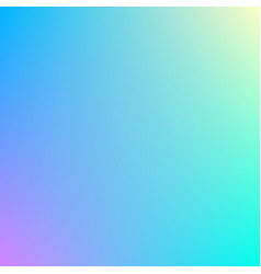 gradient blue and warm colors for design vector image