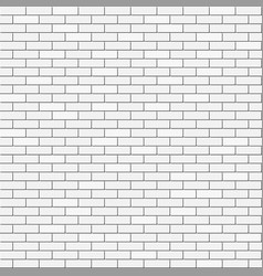 white background bricks abstract seamless vector image