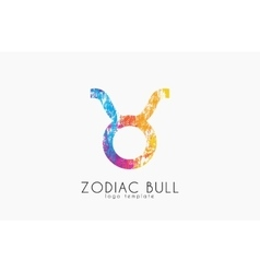 Zodiac lion logo Lion symbol Zodiac logo vector