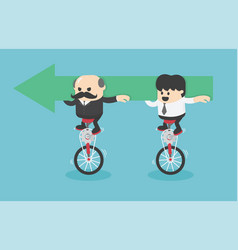 business team creative idea teamwork business vector image