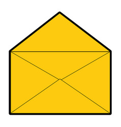 Envelope icon imag vector