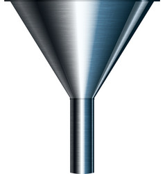 Funnel vector image