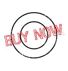 Buy now rubber stamp vector
