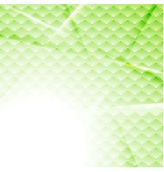 Light green tech minimal abstract background vector