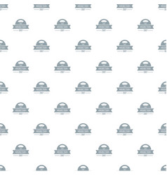 retro dirigible pattern seamless vector image