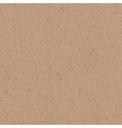 Craft paper grunge seamless texture vector image