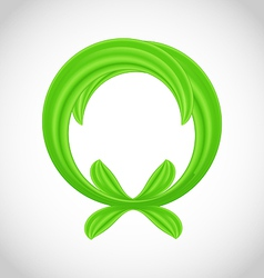 Eco friendly icon isolated vector