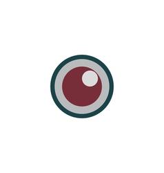 Peephole Icon vector image
