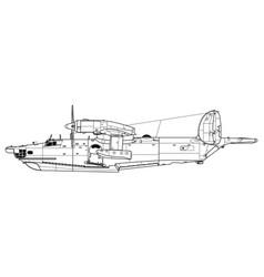 Beriev be-12 mail vector