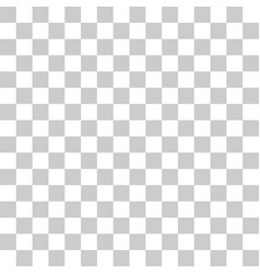 Gray squares on white background vector
