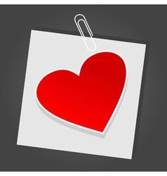 heart8 vector image