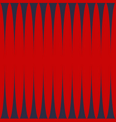 vertical dark red stripes print vector image