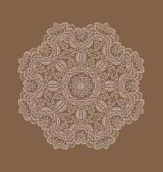 abstract art backgroun vector image