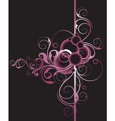 Decorative design vector