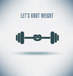 Knot Barbell vector