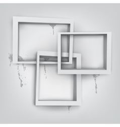 Abstract with Place for Text vector image