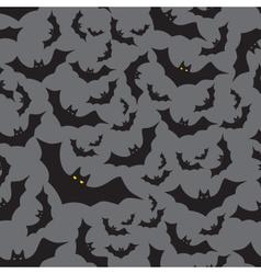 Bat seamless dark pattern eps10 vector
