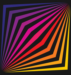 Colorful geometric lines pattern diagonal lines vector