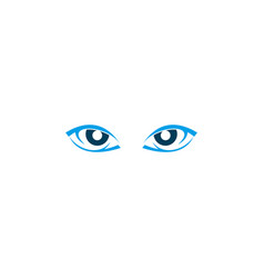 Eye design vector