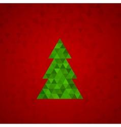 fur-tree vector image