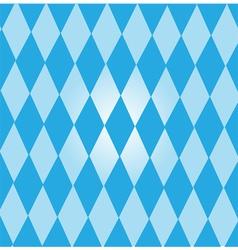 Oktoberfest blue background vector image