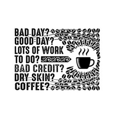 dad day good day lots work to do vector image