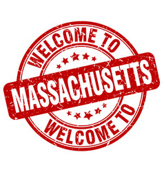 Welcome to massachusetts vector