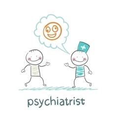 Psychiatrist says a patients illness vector