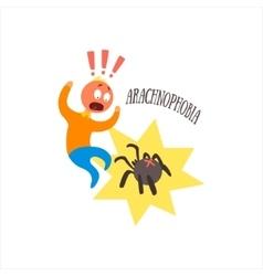 Aracnophobia vector