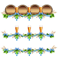 Beer festival vector