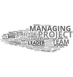 Managing word cloud concept vector