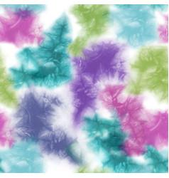 Printed tie dye vector