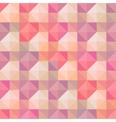 Abstract geometric shapes pattern vector image