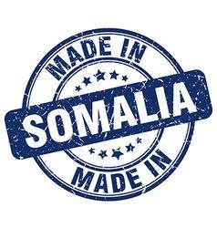 made in Somalia vector image