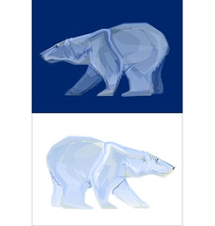 Polar Bear Mascot vector image