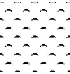 Shelter tent pattern seamless vector